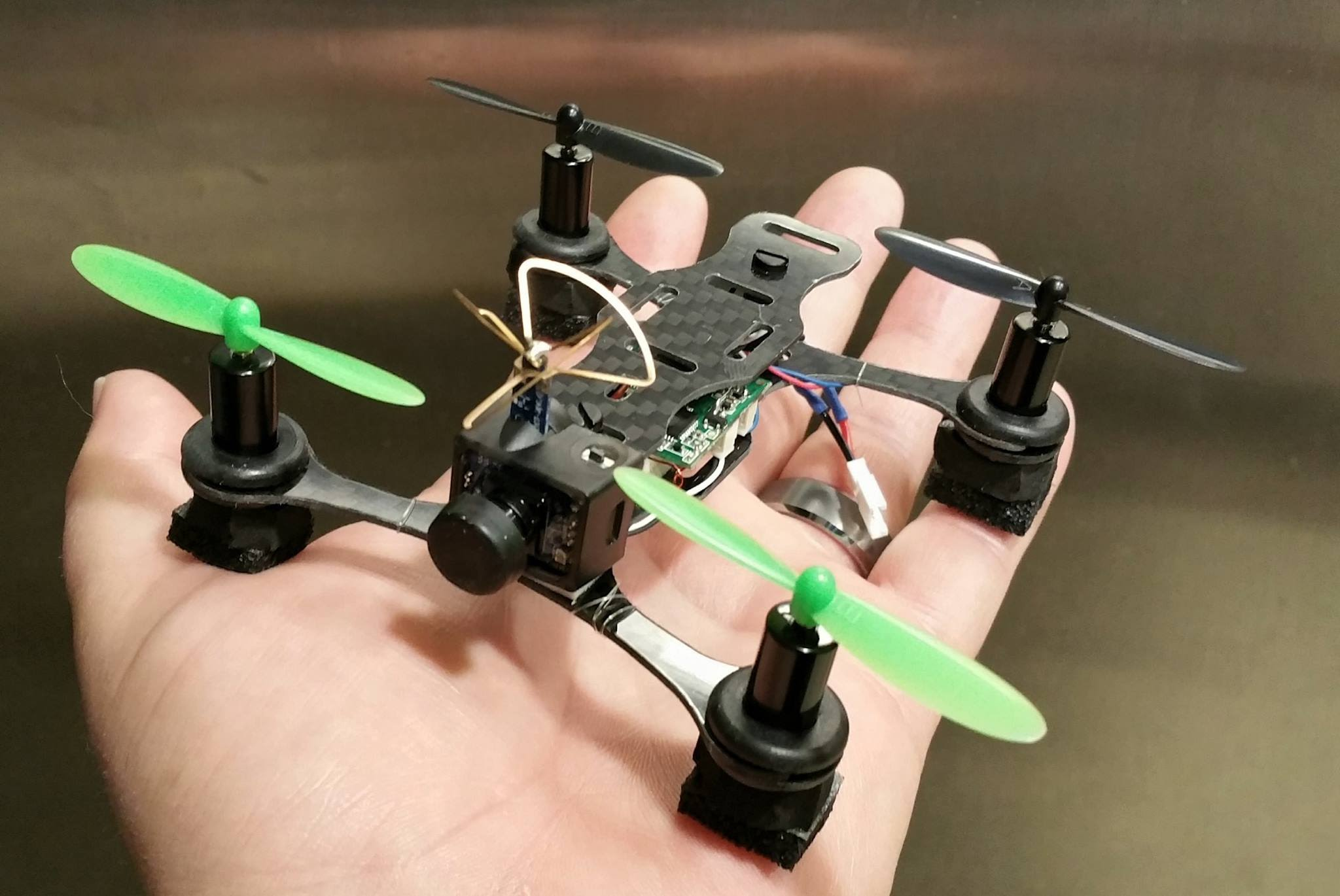 Phoenix Flight Gear 110mm Carbon-H Micro Quadcopter | Flying Fast ...