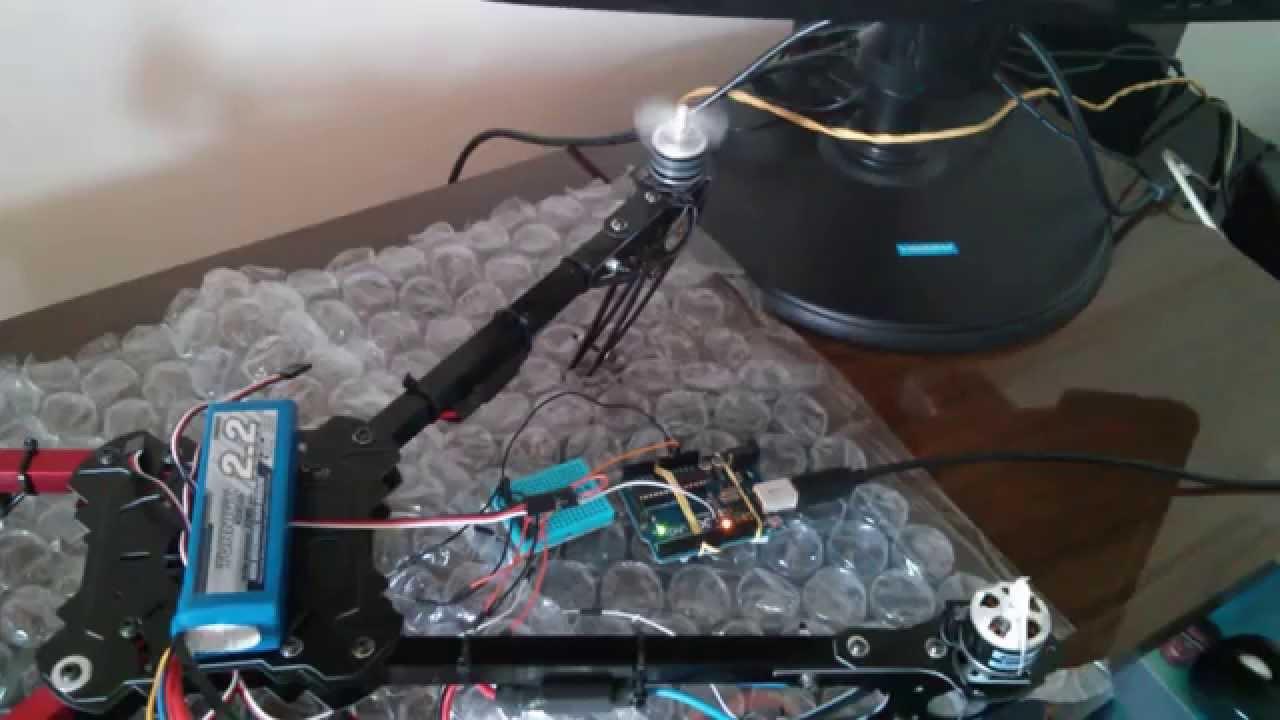 The ymfc d v arduino quadcopter made easy with free