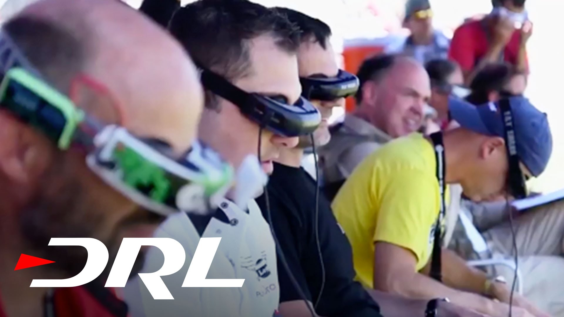 League of Racing Drones