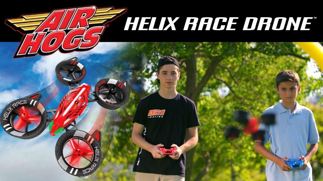 Air Hogs Helix Race Drone Like A Pro