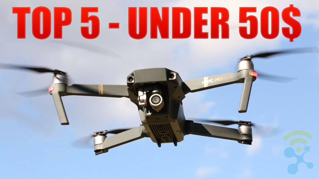 Top 5 Best Cheap Drones With Hd Camera Under 50 Flying