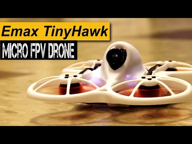 Emax TinyHawk Micro Indoor FPV Drone 1S TinyWhoop